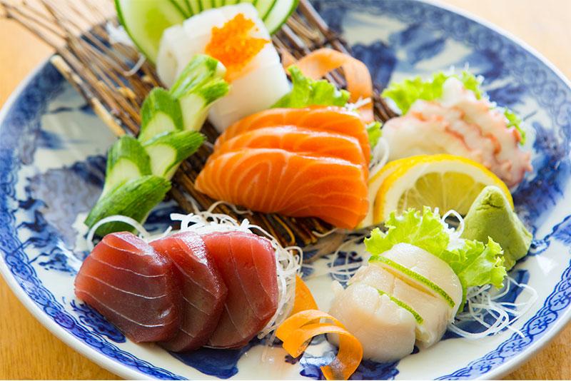 yellowtail sashimi nobu